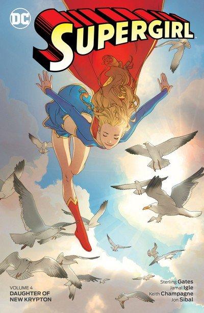 Supergirl Vol. 4 – Daughter of New Krypton (TPB) (2018)