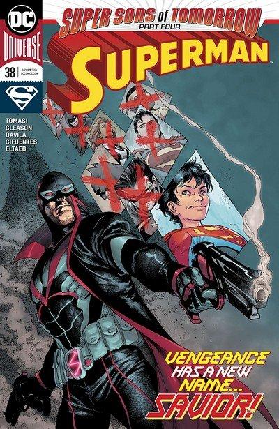 Superman #38 (2018)