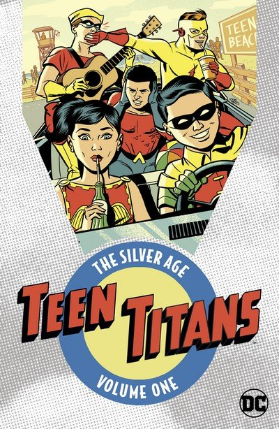 Teen Titans – Silver Age Vol. 1 (TPB) (2017)