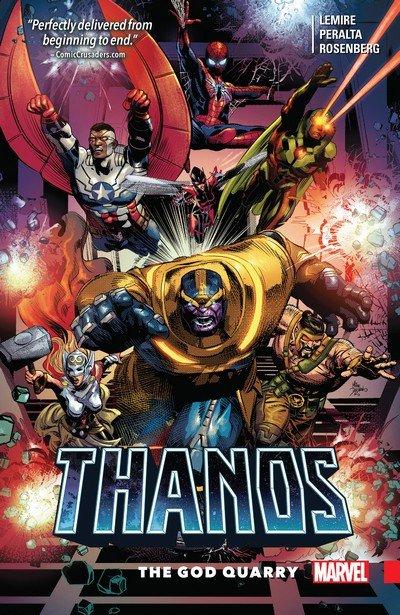 Thanos Vol. 2 – The God Quarry (TPB) (2017)