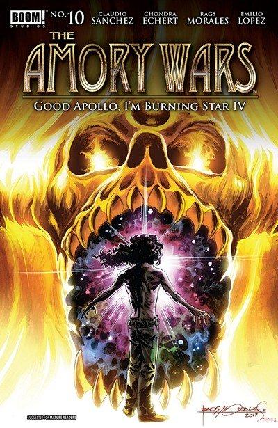 The Amory Wars – Good Apollo, I'm Burning Star IV #10 (2018)