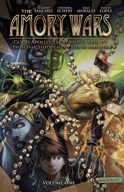 The Amory Wars – Good Apollo, I'm Burning Star IV Vol. 1 (TPB) (2018)