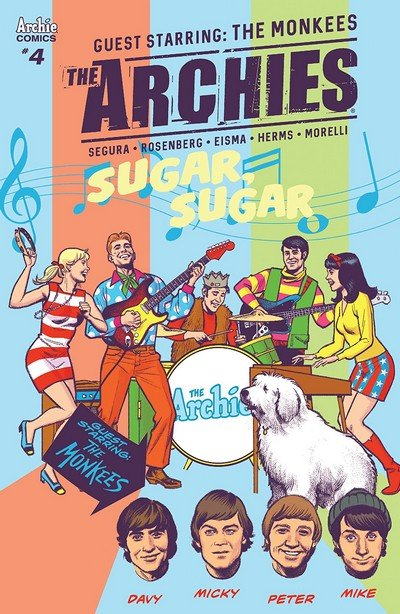 The Archies #4 (2018)