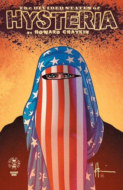 The Divided States of Hysteria #1 – 6 (2017)