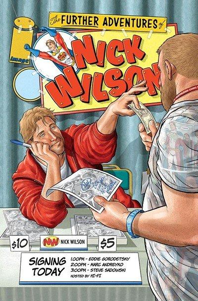 The Further Adventures Of Nick Wilson #1 (2018)