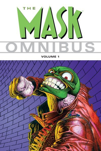 The Mask Omnibus Vol. 1 – 2 (2008-2009)