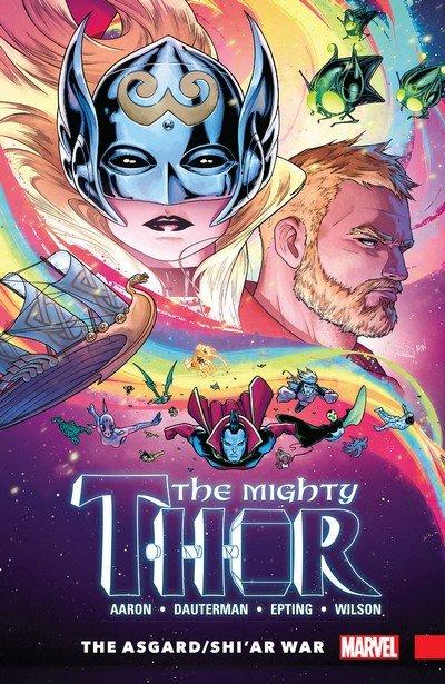 The Mighty Thor Vol. 3 – Asgard-Shi'ar War (TPB) (2017)