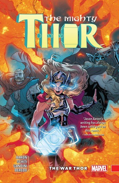 The Mighty Thor Vol. 4 – The War Thor (TPB) (2018)
