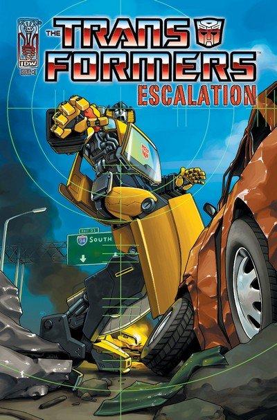 Transformers – Escalation #1 – 6 (2006-2007)