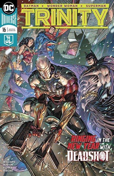 Trinity #17 (2018)