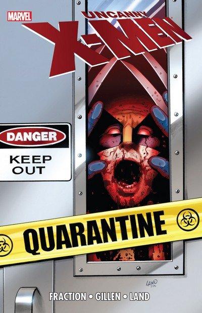 Uncanny X-Men – Quarantine (TPB) (2011)