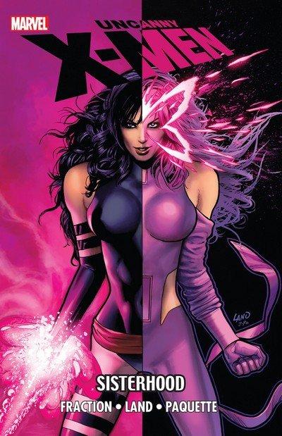 Uncanny X-Men – The Sisterhood (TPB) (2009)