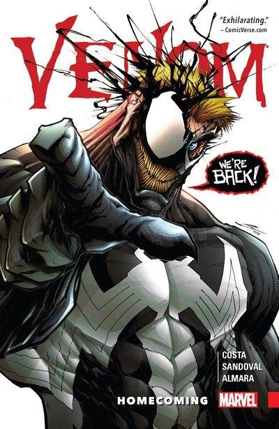 Venom Vol. 3 TPB – Vol. 1 – 4 (2017-2018)