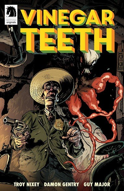 Vinegar Teeth #1 (2018)