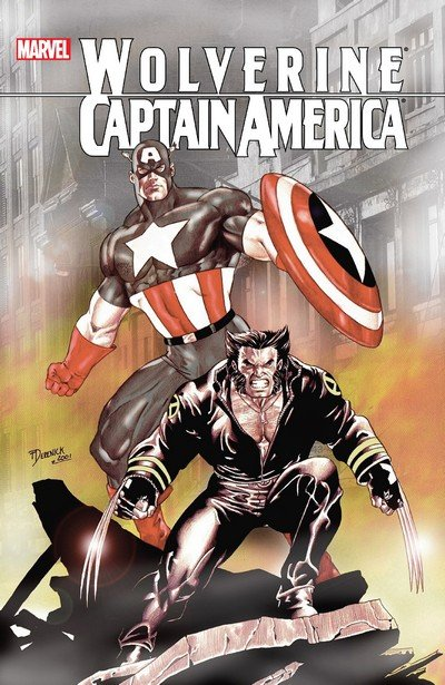 Wolverine and Captain America (TPB) (2018)