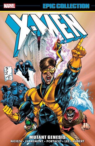 X-Men Epic Collection – Mutant Genesis (TPB) (2018)