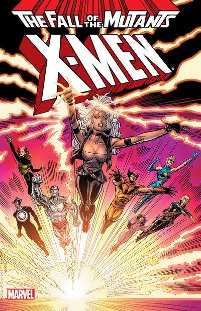 X-Men – Fall of the Mutants Vol. 1 – 2 (TPB) (2014)