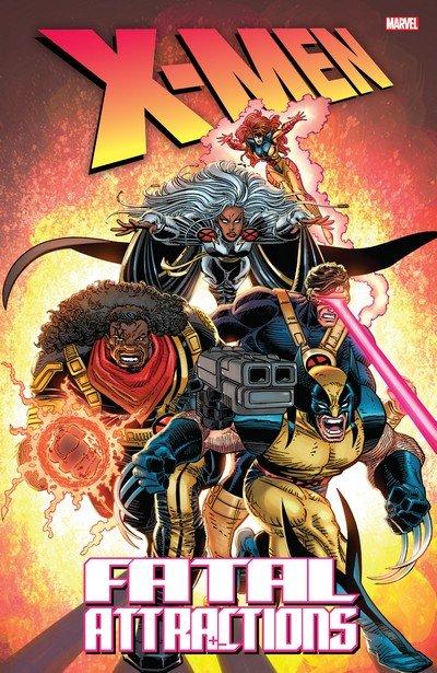 X-Men – Fatal Attractions (New Edition) (2013)