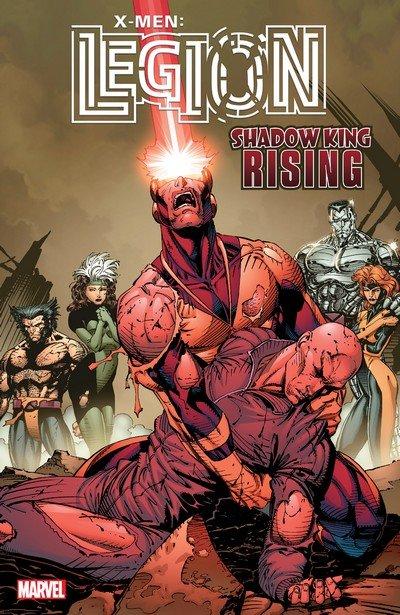 X-Men – Legion-Shadow King Rising (TPB) (2018)