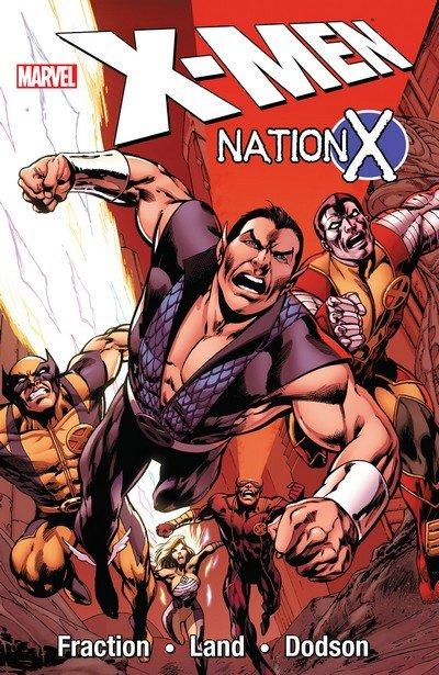 X-Men – Nation X (TPB) (2015)
