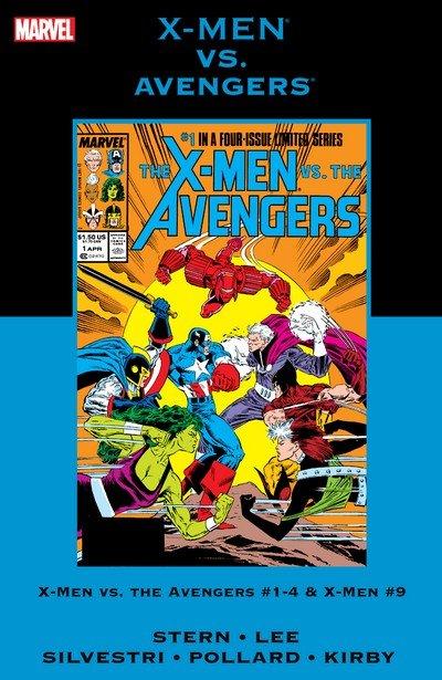 X-Men vs. Avengers (TPB) (2016)