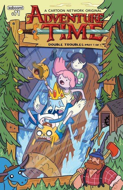 Adventure Time #71 (2017)