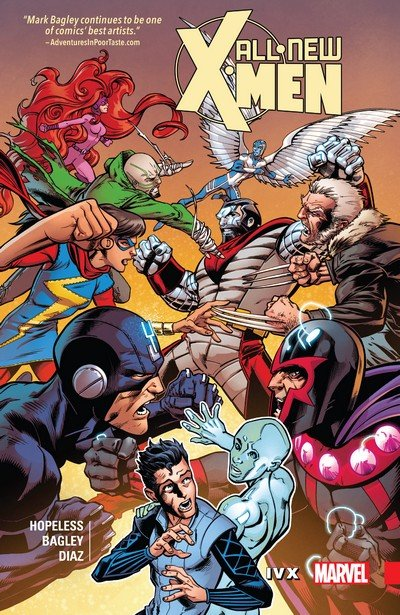 All-New X-Men – Inevitable Vol. 4 – IvX (TPB) (2017)