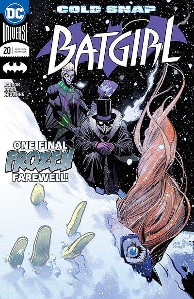 Batgirl #20 (2018)