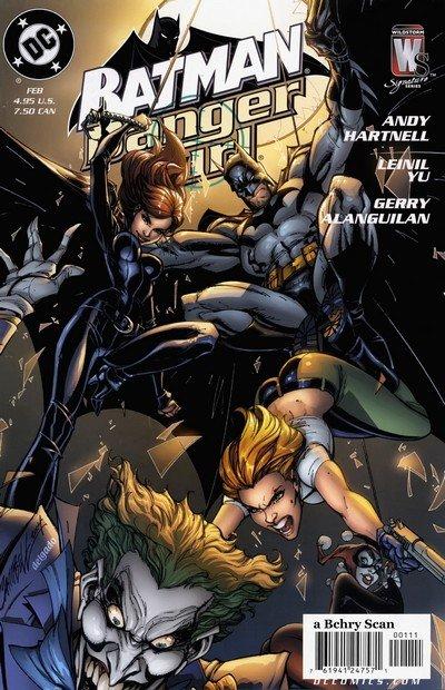 Batman & Danger Girl #1 (2005)