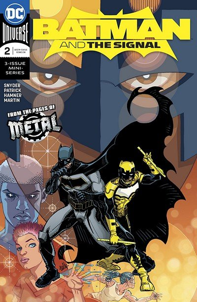 Batman & The Signal #2 (2018)