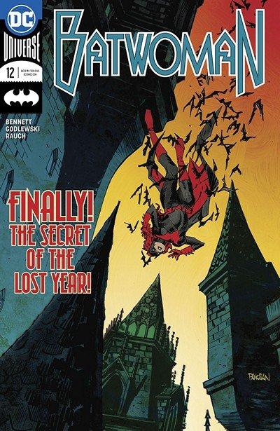 Batwoman #12 (2018)