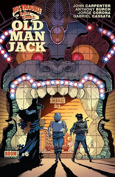 Big Trouble In Little China – Old Man Jack #6 (2018)