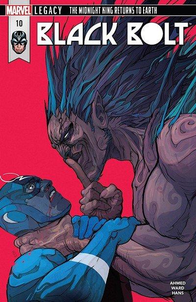 Black Bolt #10 (2018)