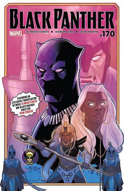 Black Panther #170 (2018)