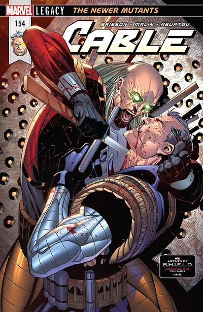 Cable #154 (2018)