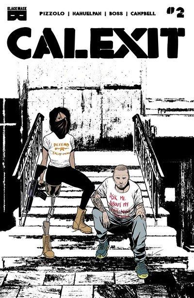 Calexit #2 (2018)