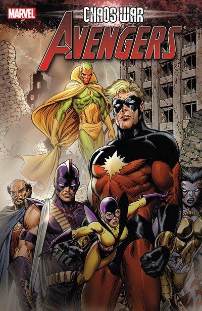 Chaos War – Avengers (TPB) (2011)