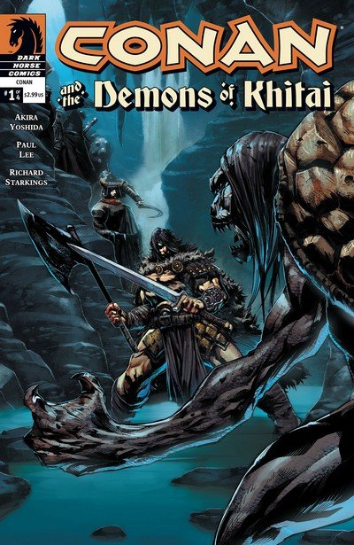 Conan and the Demons of Khitai #1 – 4 (2005-2006)