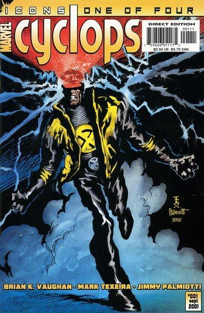 Cyclops #1 – 4 (2001-2002)