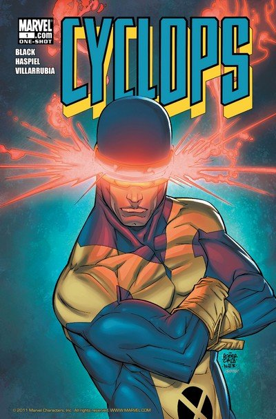Cyclops #1 (One Shot) (2011)