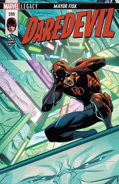Daredevil #599 (2018)