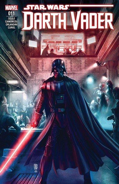 Darth Vader #11 (2018)