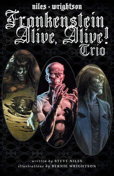Frankenstein Alive – Alive Trio (2018)