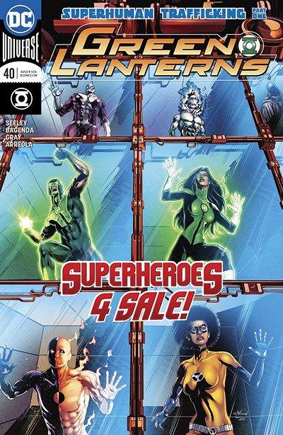 Green Lanterns #40 (2018)