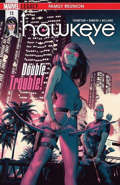 Hawkeye #15 (2018)