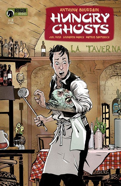 Hungry Ghosts #2 (2018)