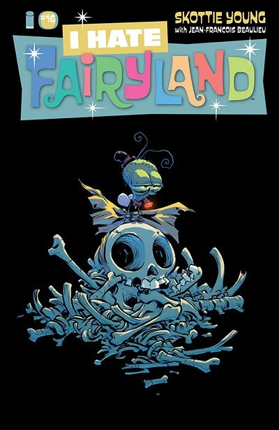 I Hate Fairyland #16 (2018)