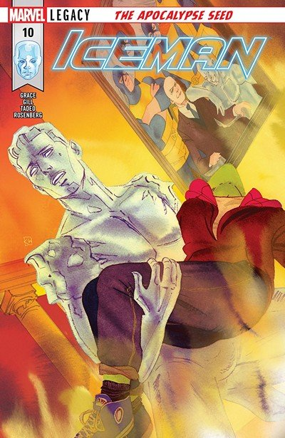 Iceman #10 (2018)