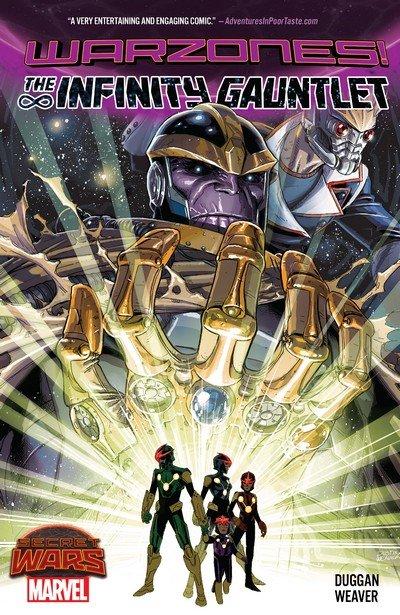 Infinity Gauntlet – Warzones! (TPB) (2015)