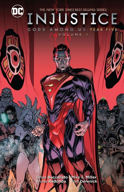Injustice – Gods Among Us – Year Five Vol. 1 – 3 (TPB) (2016-2017)